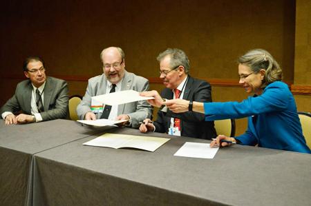 fib and ACI sign a Memorandum of Cooperatio