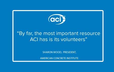 ACI's Volunteers