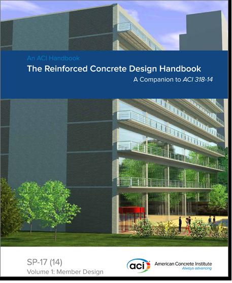 Reinforced Concrete Design Handbookl